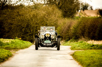 Flying Scotsman Rally - 15.4.16